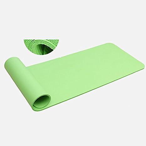 Eleganantamazing - Esterilla de Yoga Ultra Gruesa de 10 mm ...
