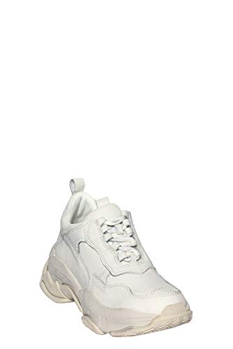 Sneaker Jef40jc101 In Con Campbell Jeffrey Carenata Para Pelle Gomma 5xvFw8U