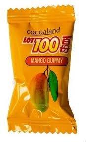 Cocoaland Mango Gummy Candy 3.5z