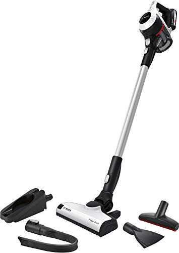 Bosch Unlimited Serie 6 BCS611GB Pro Home Cordless Vacuum Cleaner - White