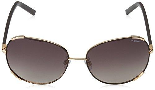 Brown S 4025 Polaroid PLD Sonnenbrille Gold xwq1gBpXU