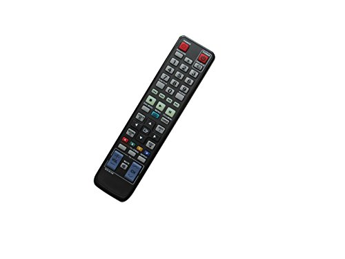Universa Replacement Remote Control For Samsung BD-D5300/ZA BD-D6500/ZA BD 3D Full HD Blu-Ray Disc DVD Player