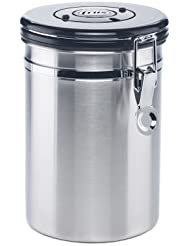 Friis Coffee Vault, Stainless Steel