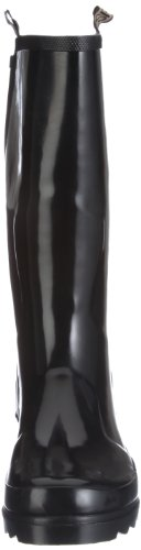 ESPRIT Ruth Basic Boot A13080 - Botas de caucho para mujer Negro
