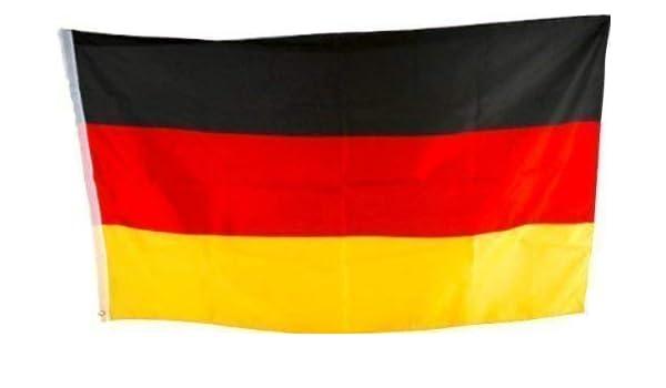 Deutschland Fahne Flagge Mit 2 A Sen Em Wm Fussball Soccer