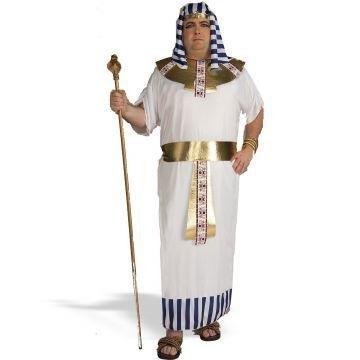 Adult Plus Size Pharaoh Costume - Mens XL ()