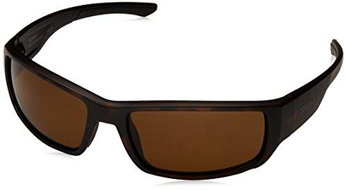 Smith Survey Polarized Sunglasses Matte Tortoise/Polarized Brown, One Size - Men's