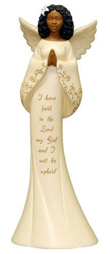 (Faith Angel (Graceful Angels) by Ebony Treasures)