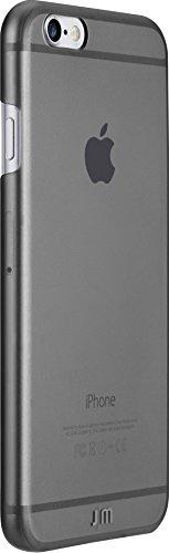 Just mobile - 168 mo pC clip tENC coque de protection pour apple iPhone 6/6s noir mat