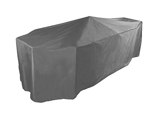 Bosmere C535TG 8-Seat Rectangular Patio Set Cover, 116