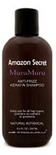 MuruMuru Anti Frizz Keratin Shampoo luxurious