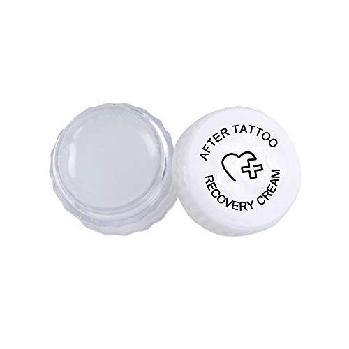 Samoii Tattoo Daily Care Cream Ointment - Based Lotion, Non-Greasy & Unscented 24-Hour Moisturizing Lotion with Glycerin, Herbal Skin Essential Moisturizers for Tattoo Aftercare (Belo Essentials Whitening Lotion With Skin Vitamins Review)