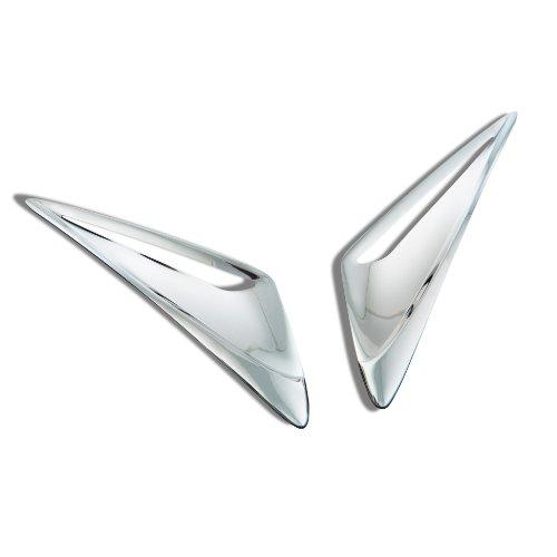 Show Chrome Accessories 52-796 Windshield Garnish -
