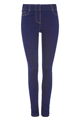 Hiver Indigo Extensible Skinny Automne Denim Leggings Jeggings Up Push Roman Slim Dlav Simple Stretch Jeans Confortable Femme Originals agvwq1T