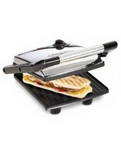 Amazon.com: Panini Grill SW-21: Electric Sandwich Makers ...