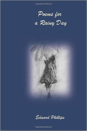rainy day poem