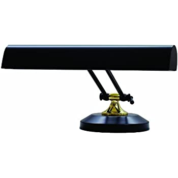 House of Troy P14-250-617 8-Inch Portable Upright Piano Lamp ...