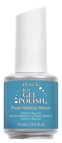 ibd Just Gel Polish Post Holiday Blues - .5 fl oz ()