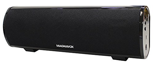 Magnavox MHT913R Black Stereo Speaker Bar With Bluetooth Wir