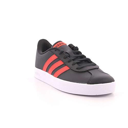 de Rojsol Court VL Carbon 000 K 0 Zapatillas Ftwbla Gris Adidas 2 Unisex Adulto Deporte CYwq7x