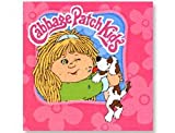 Cabbage Patch Kids Beverage Napkins - 16 Count