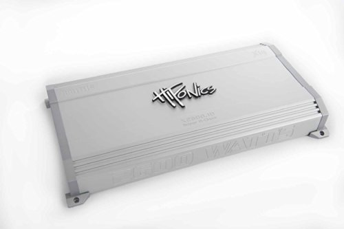 Hifonics X2600 1D X14 Vehicle Amplifier