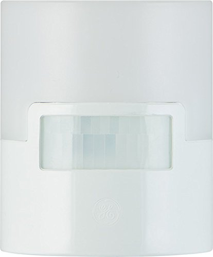 GE 12201 Ultra Brite Motion-Activated LED Light, White