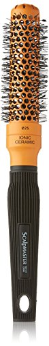 - Scalpmaster Ceramic/Ionic Brush 1-1/2