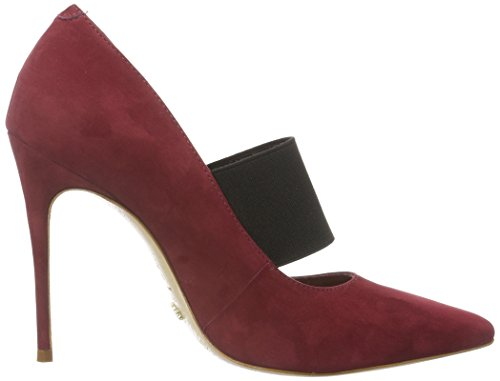 Rot Schutz Stilleto Pumps Women's Wine red n77SqwYpg