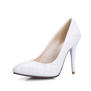 Party Women'S 5 Heel Stiletto Zormey Pointed UK6 Toe Dress Heels Evening White US8 CN40 amp;Amp; Shoes 5 Black EU39 0qFwdxwR
