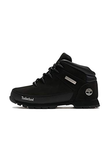 Timberland Euro Sprint Black Mens Boots