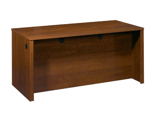 Embassy 66 in. Executive Desk (Tuscany (Brown Tuscany Executive Desk)