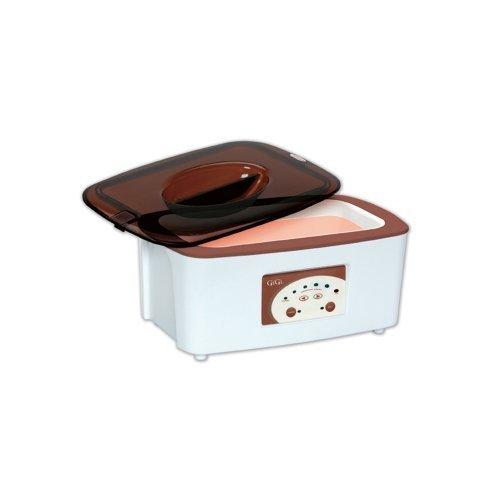 GiGi Digital Paraffin Warmer with Steel Bowl by GiGi