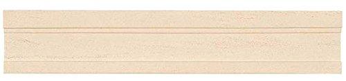 American Olean Tile L101212MCRV1U Ascend Stone Modern Chair Rail Tile,, 2.25