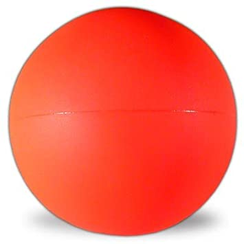 Cramer Cosom Floor Hockey and Street Hockey Pucks for Hockey Practice and Training High School Physical Education Equipment Fast Action Tough Molded Vinyl Plastic Official Size All Surface Orange 050980