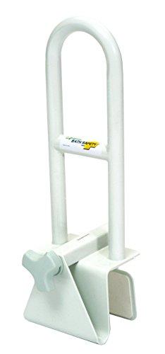 Essential Medical Supply Adjustable Steel Tub Safety Bar