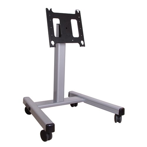 Chief Large Confidence Monitor Cart PFMUS - Cart for LCD/plasma panel - silver - screen size: 42
