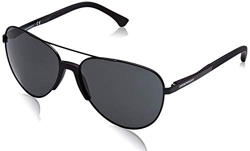Emporio Armani sunglasses (EA-2059 320387) Black - Grey ()