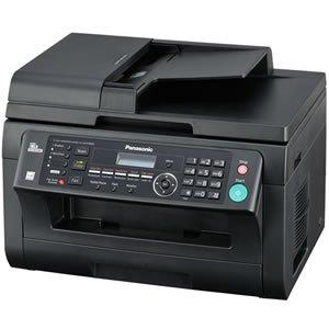 4-In-1 Laser Printer Scanner Fax Lan