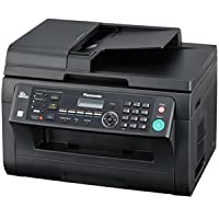 4-In-1 Laser Printer Scanner Fax Lan