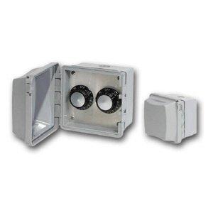 Infratech 14 4225 Accessory - 240 Volt Dual Reg Surface Mount & Gang Box, Patio Heater Regulator