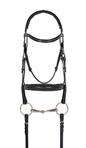 Ovation Europa Crystal Crank Flash Bridle X-Full ()