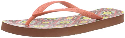 Reef Tongs Basic Czd Prints coralized Femme Orange Escape UnUFW1f
