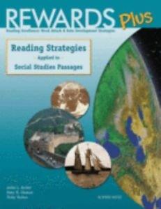 Rewards Plus Social Studies Teacher's Guide: Reading Strategies Applied to Social Studies Passages