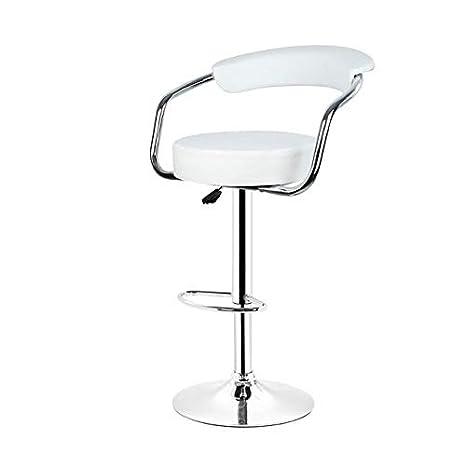 Wondrous Amazon Com Eizhenhuhand Chairs Leather Swivel Chair Height Squirreltailoven Fun Painted Chair Ideas Images Squirreltailovenorg