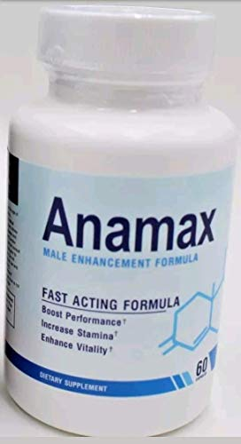 Anamax (Best Permanent Male Enhancement Pills)