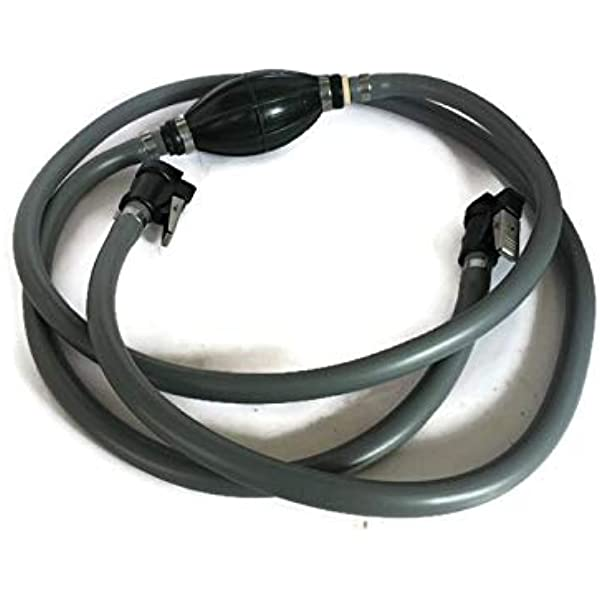 """2x Fuel Hose Connector 5//16/"""" fit Suzuki Outboard Boat Engine IN OUT 197787-3 8MM"""