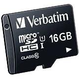 バーベイタム microSDHCメモリーカード 16GB Class10 MHCN16GJVZ2