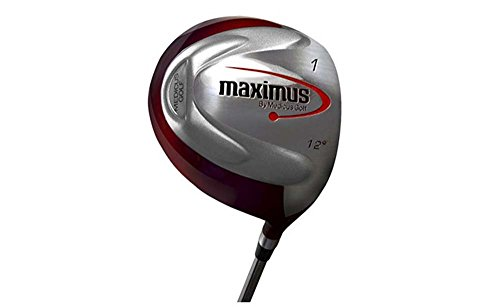 Medicus Men's Maximus Hittable Weighted Driver (Men's Right-Handed, Standard - Medicus Driver