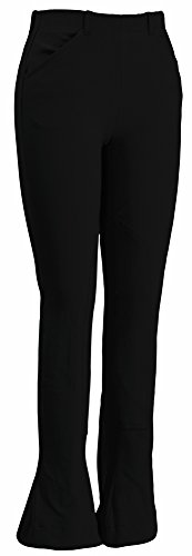 TuffRider Women's Lowrise Kentucky Jods (Regular), Black, - Jodhpurs Kentucky